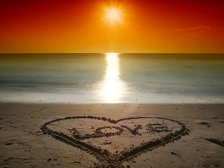 sunset-heart-sand